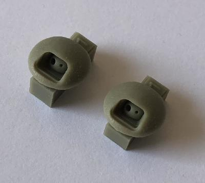 E35009 Kugelblende for Panther G late - large mounth type, 2 pcs. - 1