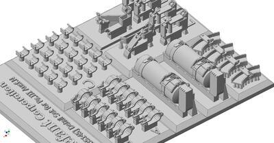 E35145 Detail set for Pz.III N, for 2 vehicles - 2