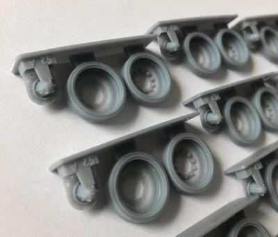 35120 Steel wheels for IDF Magach 1 - 3, complete set with 14 wheels - 3