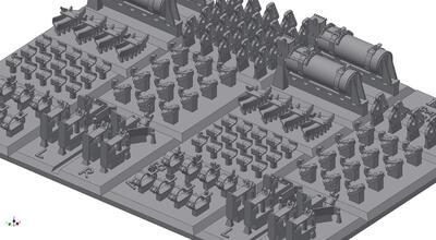 E35138 Detail set for Pz.III H-L, N reworked from L, for 4 vehicles - 3