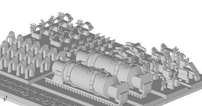 E35151 Detail set for Pz.III E-F, for 2 vehicles - 3